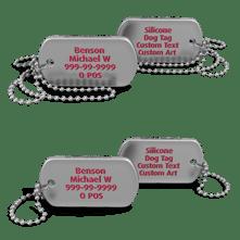 Custom Dog Tags