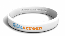 Silkscreen Wristbands