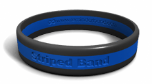 Striped Wristbands
