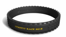 Benefit Race Tire Wristband