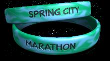 Marathon Wristband