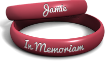 In Memoriam Name Bracelet