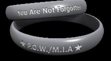 POW/MIA Wristband
