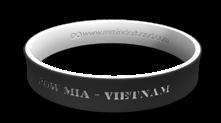 POW/MIA Vietnam Bracelet