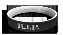 R.I.P. Wristband