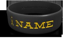 Custom Name Soldier Memorial Bracelet