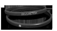 Seizure Medical Alert Bracelet