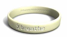 Breathe Glow-in-the-Dark Bracelet