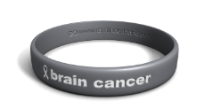 Brain Cancer Wristband