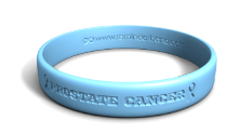 Prostate Cancer Wristband