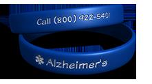 Alzheimer's Bracelet
