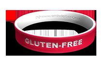 Gluten-Free Allergy Wristband