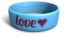 Love Phat Wristband