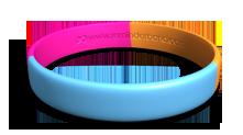 Custom Breast Cancer Bracelet