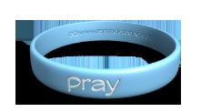 Pray Wristband