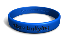 Stop Bullying Wristband