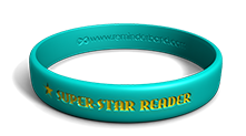 Reading Excellence Wristband