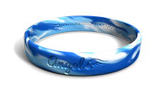Angel Wristband