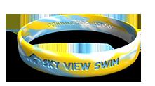 Custom Swim Wristband