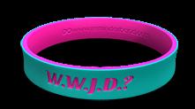 Dual-Layer W.W.J.D.? Bracelet