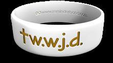 Phat w.w.j.d. Wristband
