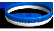 2 Striped Bracelets