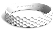 Plain Golf Wristband