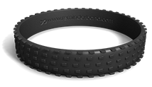 Plain Tire Wristband