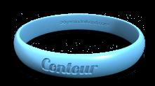 Contour Wristbands