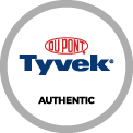 Authentic Dupont Tyvek