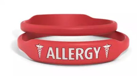 Marquee Rectangle Cardinal Red Allergy Bracelet copy.png
