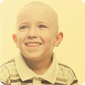 Childhood Cancer Smile