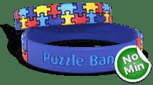 Puzzle Autism Wristband