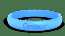 Contour Wristband