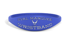 Marquee Oval Wristbands