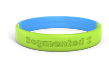 Segmented 2 Color