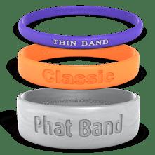 Standard Silicone Wristbands
